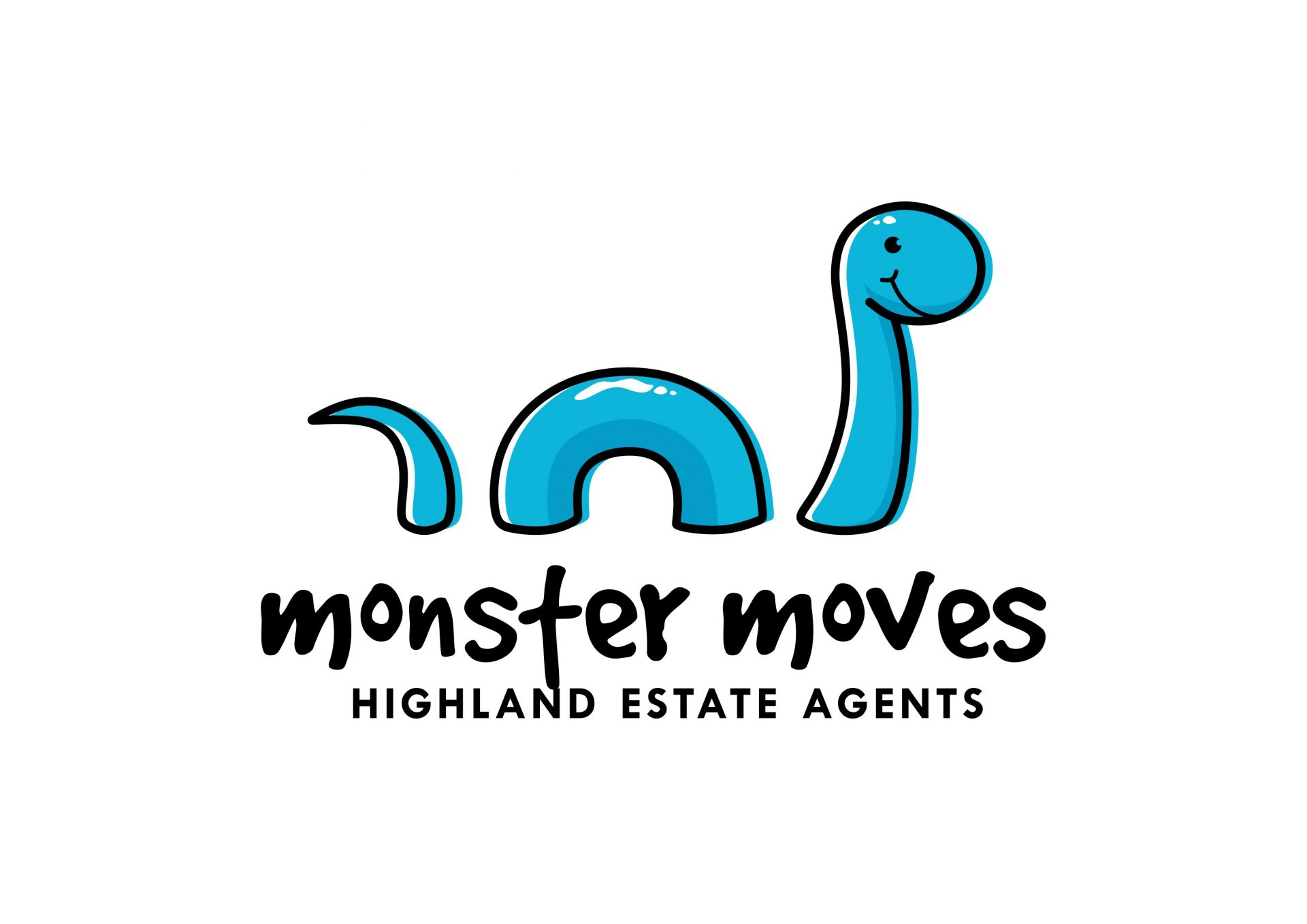hi.create graphic design client, logo for Monster Moves